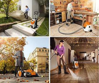 Cleaning Systems High Pressure Cleaners, Vacuums & Sweepers