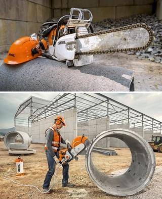 Cut-Off Machines & Concrete Chainsaw Cut-Off machines, Concrete Chainsaw